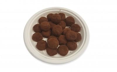 מגש טראפלס שוקולד