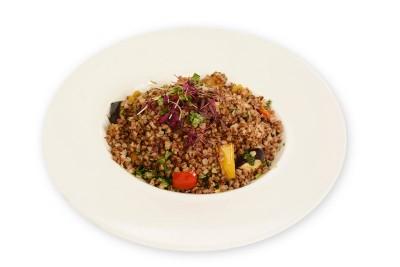 תבשיל כוסמת ירקות אנטיפסטי