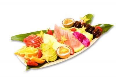 מגש פירות העונה